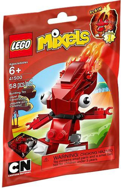 LEGO Mixels Series 1 Flain Set #41500