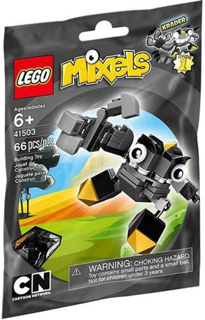 LEGO Mixels Series 1 Krader Set #41503