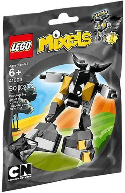 LEGO Mixels Series 1 Seismo Set #41504