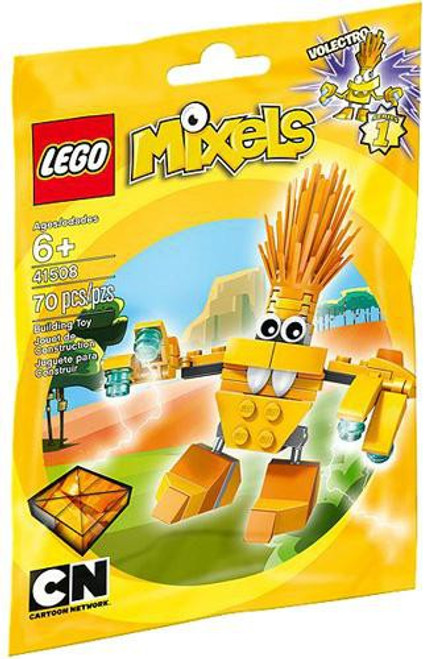 LEGO Mixels Series 1 Volectro Set #41508