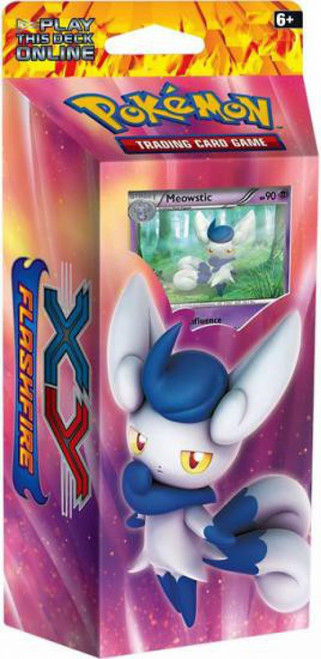 Pokemon XY Flashfire Mystic Typhoon Theme Deck [Sealed]