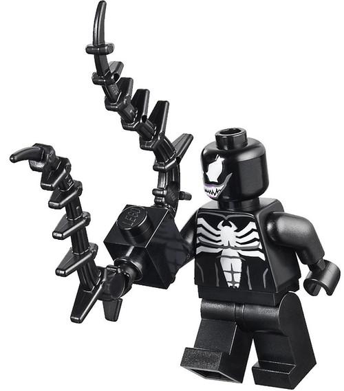 LEGO Marvel Super Heroes Loose Venom Minifigure [Version 2 Loose]