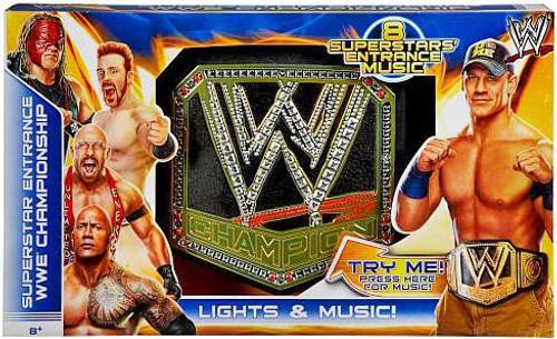 WWE Wrestling Kids Replicas Superstar Entrance Championship Championship Belt