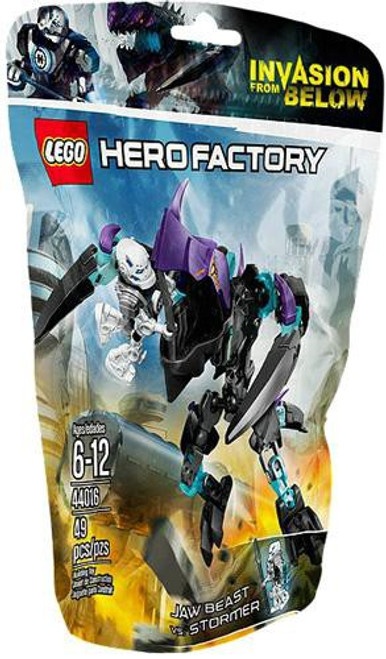 LEGO Hero Factory Jaw Beast vs. Stormer Set #44016