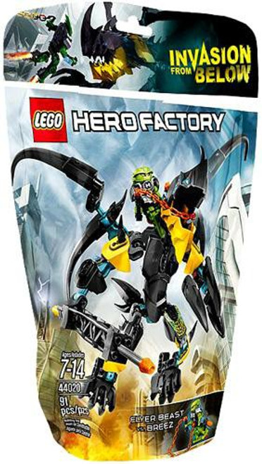 LEGO Hero Factory Flyer Beast vs. Breez Set #44020