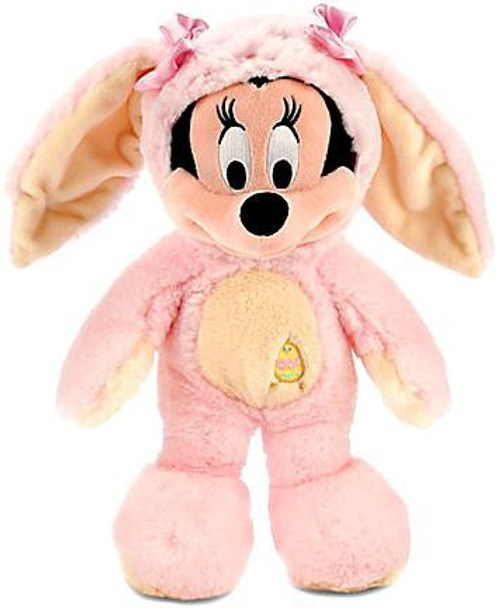 Disney Easter 2014 Minnie Mouse Bunny Exclusive 12-Inch Plush [Pink & Yellow]