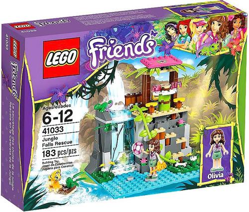 LEGO Friends Jungle Falls Rescue Set #41033