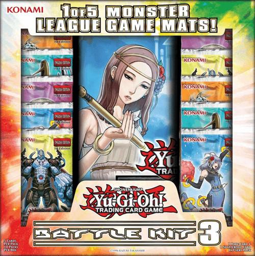 YuGiOh Monster League Battle Kit