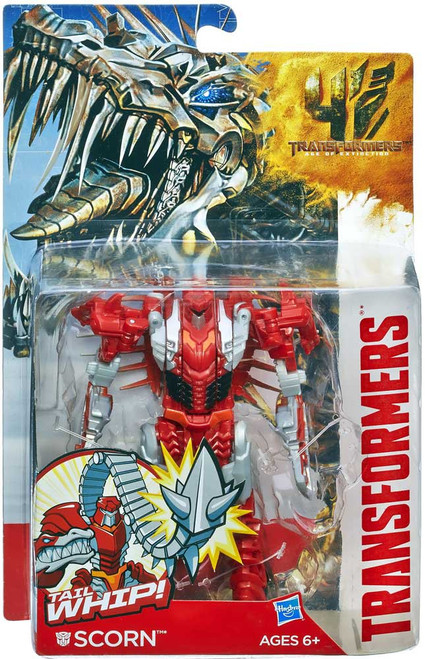 Transformers Age of Extinction Power Battler Scorn Action Figure