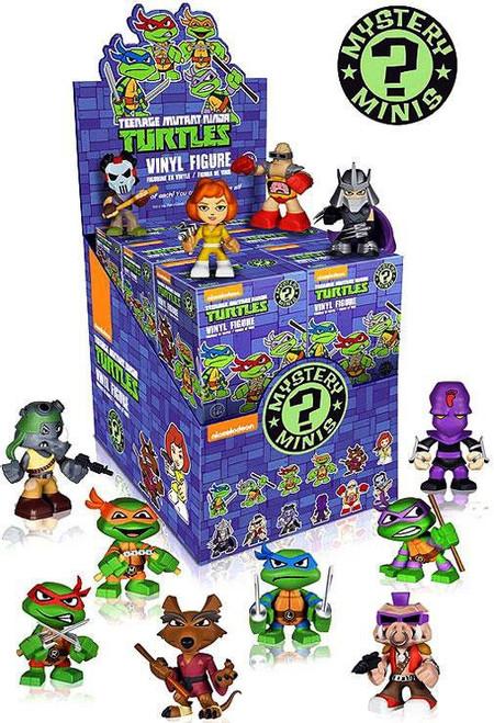 Funko Teenage Mutant Ninja Turtles Mystery Minis Teenage