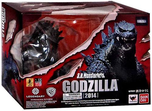 S.H. Monsterarts Godzilla 2014 Action Figure