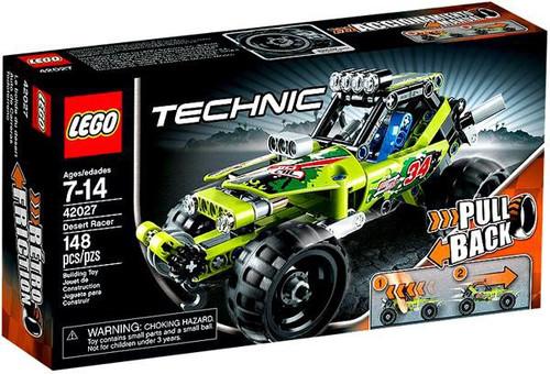 LEGO Technic Desert Racer Set #42027