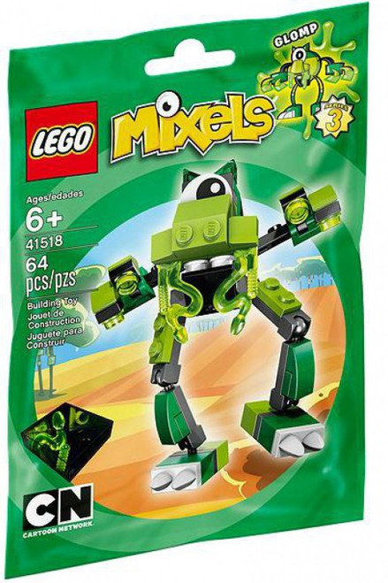 LEGO Mixels Series 3 GLOMP Set #41518