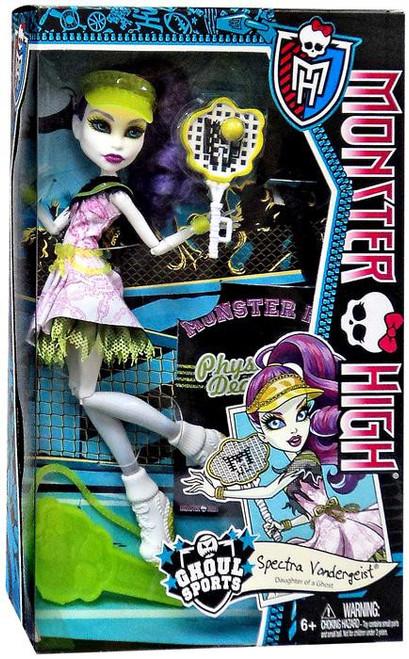 Monster High Ghoul Sports Spectra Vondergeist 10.5-Inch Doll