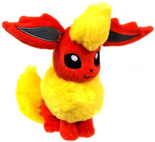 Pokemon XY Evolutions Flareon 8-Inch Plush