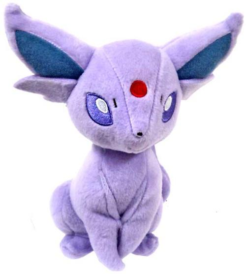 Pokemon XY Evolutions Espeon 8-Inch Plush