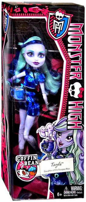 Monster High Coffin Bean Twyla 10.5-Inch Doll