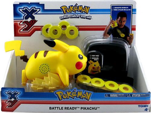 Pokemon XY Battle Ready Pikachu