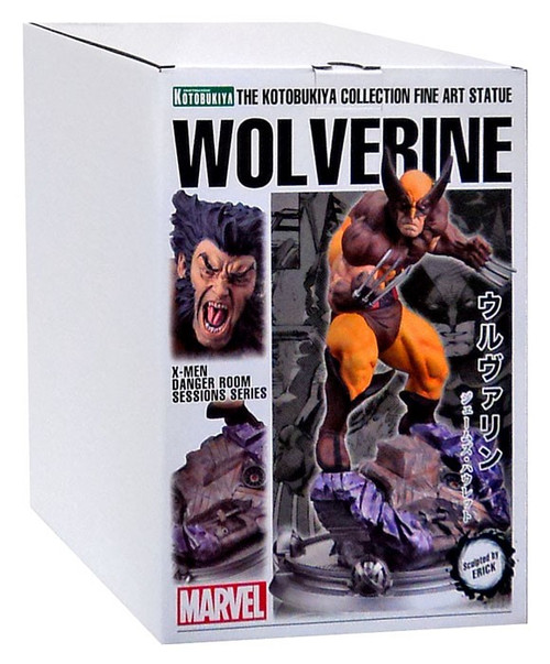 Marvel Fine Art Wolverine 1/6 Statue [Brown Costume]