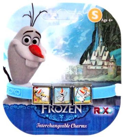 Disney Frozen Olaf Charm Bracelet [Small, 3 Charms]