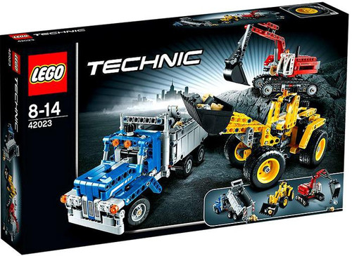 LEGO Technic Construction Crew Set #42023
