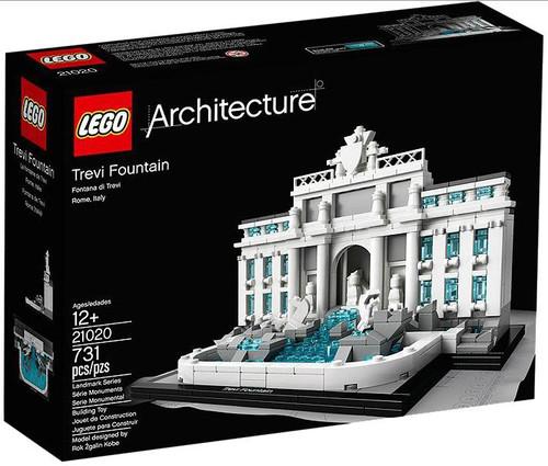 LEGO Architecture Trevi Fountain Set #21020 [21020]