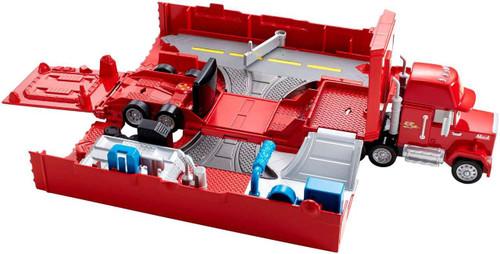 Disney cars story sets mack truck playset mattel toys toywiz - Juguetes disney cars ...