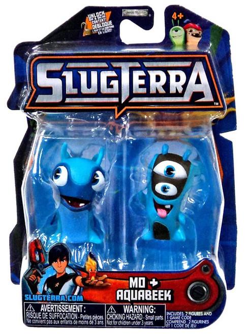 Battle For Terra Toys : Slugterra series mo aquabeek mini figure pack jakks