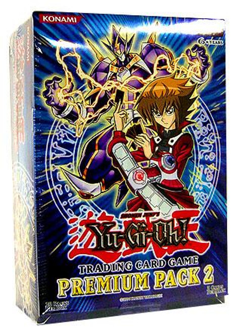YuGiOh Premium Pack 2 Booster Box [Sealed]
