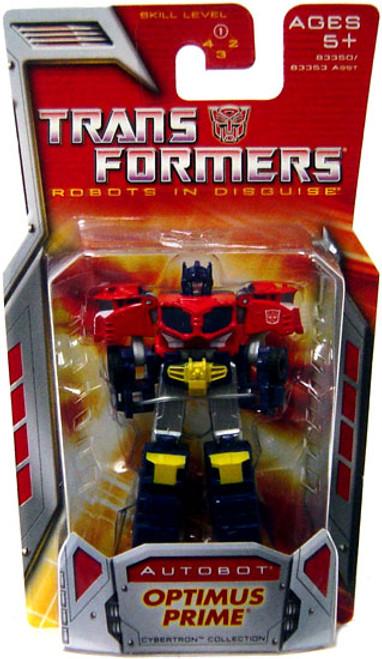 Transformers Robots in Disguise Classics Optimus Prime Legends Action Figure