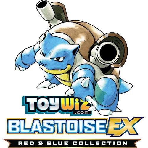 Red Blastoise Pokemon Red Blu...