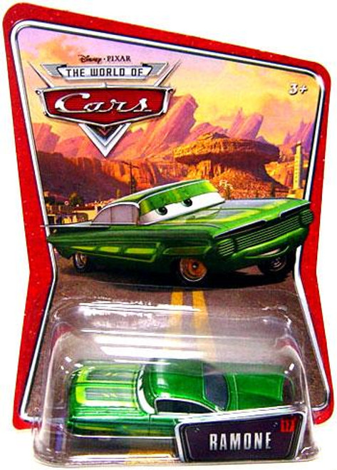 Disney Cars The World of Cars Series 1 Ramone Diecast Car [Green]