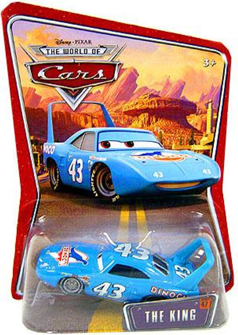 Disney Cars The World of Cars Series 1 The King Diecast Car
