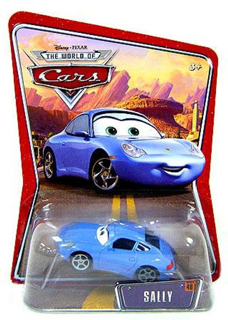 Disney Cars The World of Cars Series 1 Sally Diecast Car