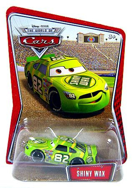 Disney Cars The World of Cars Series 1 Shiny Wax Diecast Car