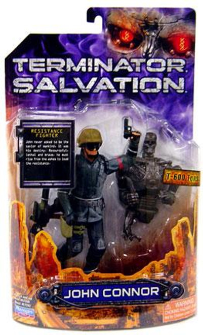 The Terminator Terminator Salvation John Connor Action Figure