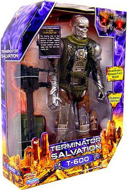 The Terminator Terminator Salvation T-600 Action Figure [10 Inch]