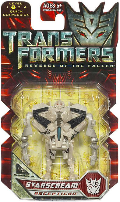 Transformers Revenge of the Fallen Starscream Legends Action Figure