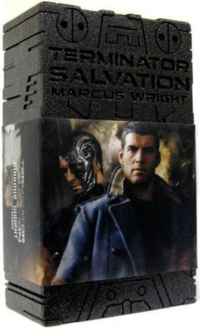 The Terminator Terminator Salvation Marcus Wright Action Figure [12 Inch]