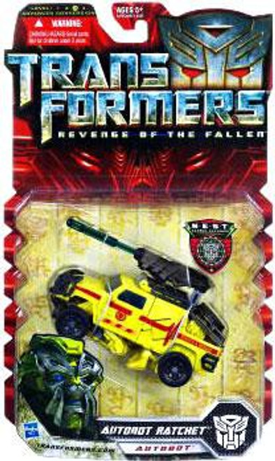 Transformers Revenge of the Fallen Autobot Ratchet Deluxe Action Figure