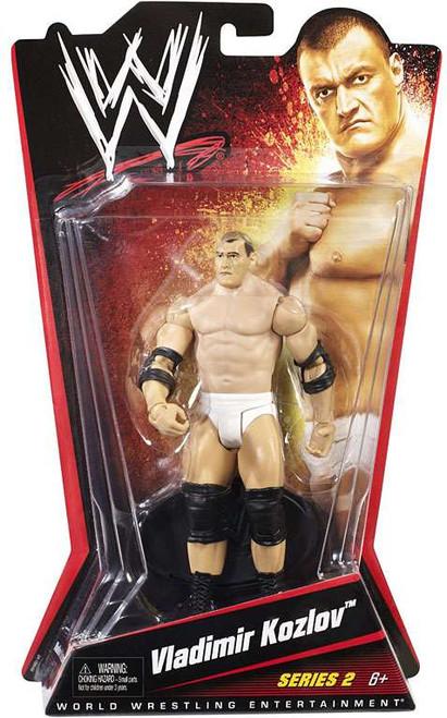 WWE Wrestling Series 2 Vladimir Kozlov Action Figure