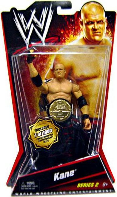 WWE Wrestling Series 2 Kane Action Figure [Limited Edition]