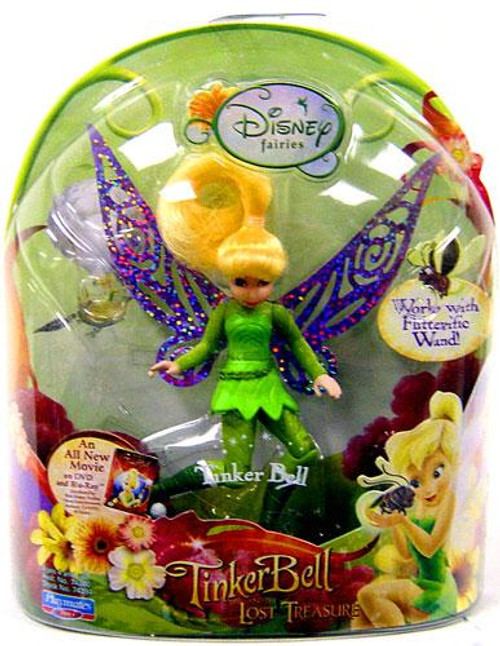 Disney Fairies Tinker Bell & The Lost Treasure Tinker Bell 3.5-Inch Figure
