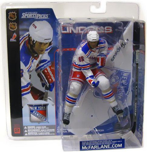 McFarlane Toys NHL New York Rangers Sports Picks Series 2 Eric Lindros Action Figure
