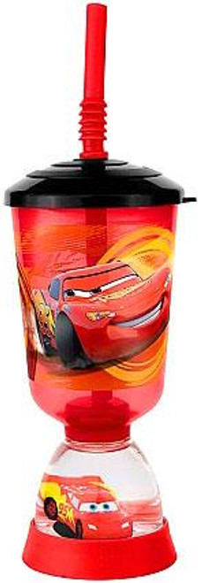 Disney Cars Lightning McQueen Fun Floats Sipper [Version 2]