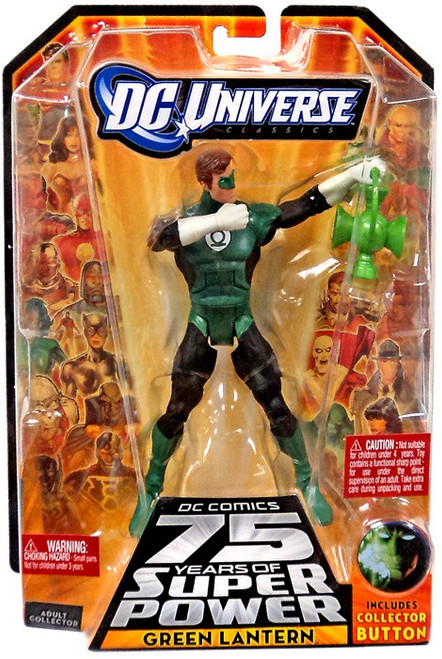 DC Universe 75 Years of Super Power Classics Green Lantern Exclusive Action Figure