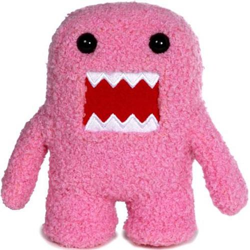Pink Domo 9-Inch Plush Figure