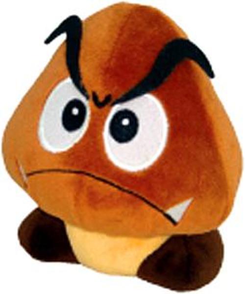 Super Mario Bros Goomba 12-Inch Plush
