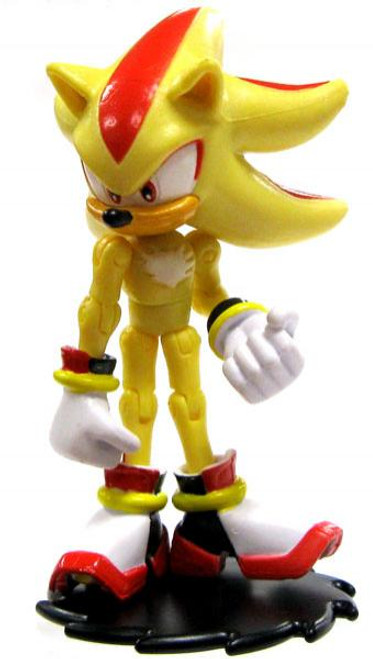Sonic The Hedgehog Shadow Action Figure [Super Loose]