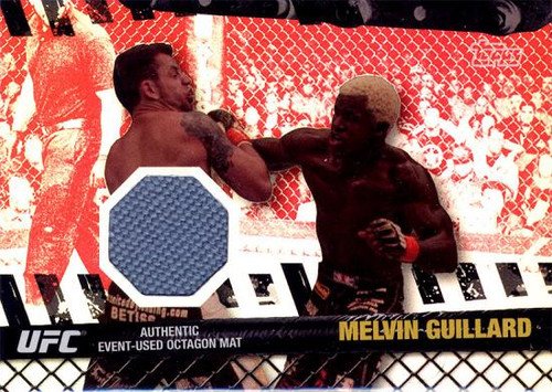UFC 2010 Championship Fight Mat Relic Melvin Guillard FM-MG [Gray]